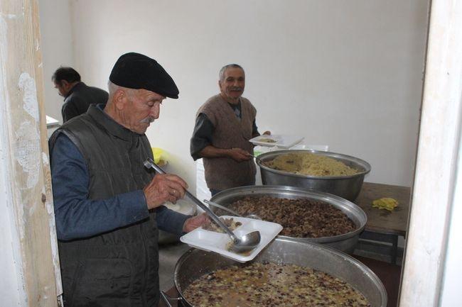 Pir Sultan Abdal Derneği Havza Şubesi'nde Aşure
