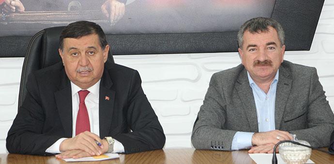 2018 İstişare Toplantısı Yapıldı