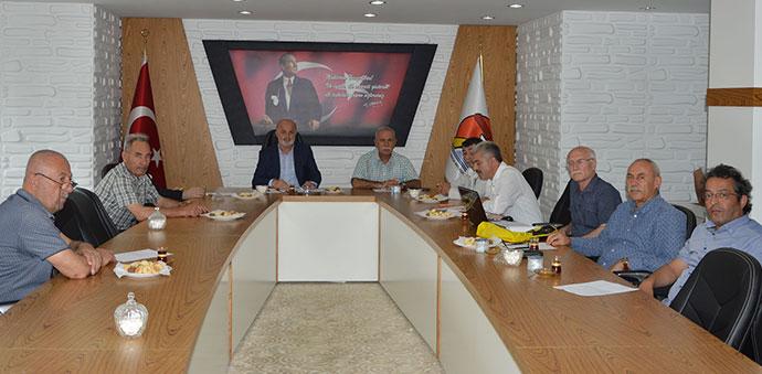 25 Mayıs Termal A.Ş.  2018 genel kurulu yapıldı