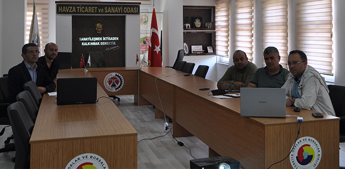 3 Milyon 576 Bin Lira Bütçeli Projenin İlk İzleme Toplantısı KAYS Üzerinden Yapıldı
