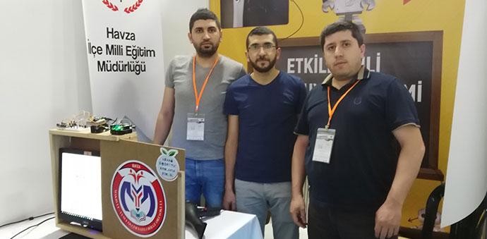 Adana'da Samsun'u Temsil Ettiler