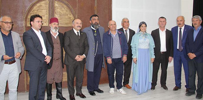 Ahmet Yenilmez, Usta Oyunu ile Havzalılarla Buluştu