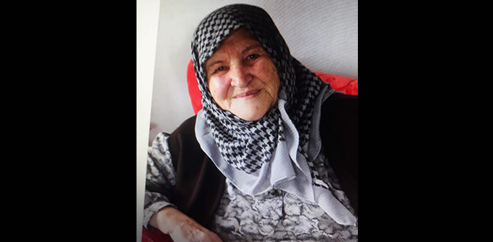 Ak Parti Belediye Eski Meclis Üyesi Seyit Ahmet Ön'ün Annesi Firdevs Ön Vefat Etti