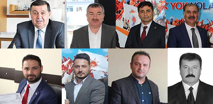 Ak Parti'de Başkanlık İçin 8 Aday Yarışacak
