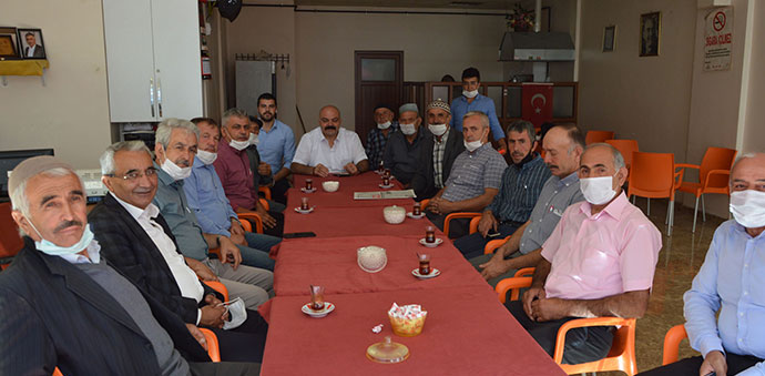 Amasya Pancar Ekicileri Kooperatifinde Adaylığını Açıkladı