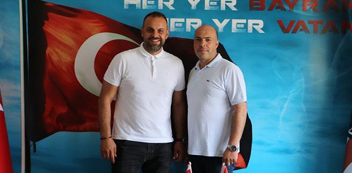 Atakum Belediyespor'a Havzalı Başkan