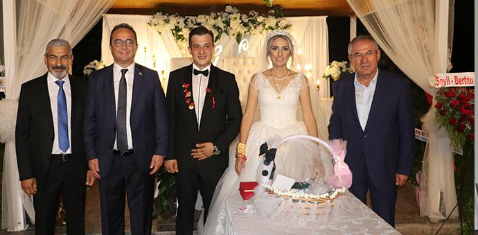 Atakum'da Millet İttifakını Buluşturan Muhteşem Düğün
