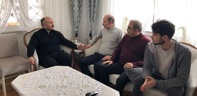 Bağımsız Samsun Milletvekili Erhan Usta Havza'da