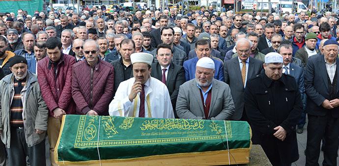 Başkan Murat İkiz'in Torun Acısı