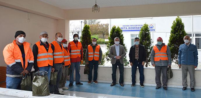 Başkan Özdemir 1 Mayıs İşçi Bayramını Kutladı