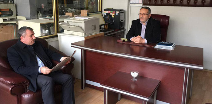 Başkan Özdemir, 14. Yılımızı Kutladı