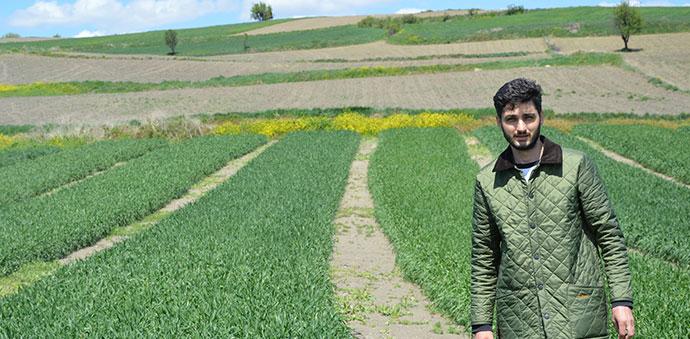 Buğday Pazarı Derneği Başkanı Gedik'de İlaçlama Uyarısı