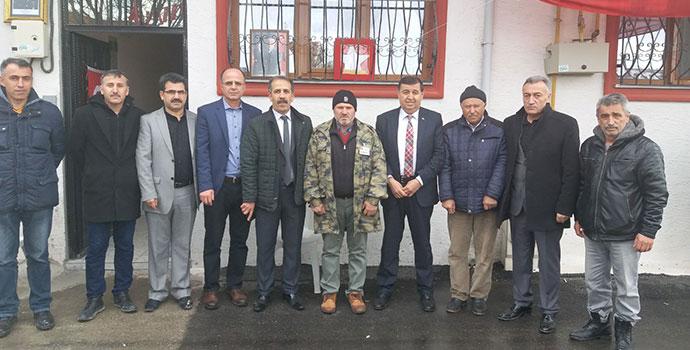 Bursa'da Havzalı Şehit İçin Mevlit