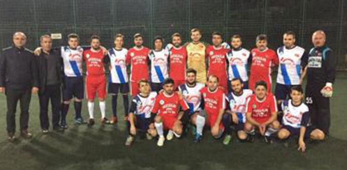 Bursa'da Havzalılar Derneği Futbol Turnuvası Devam Ediyor