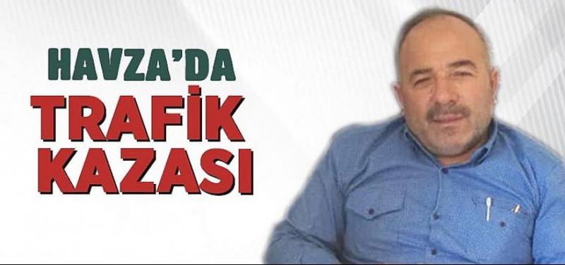 Çakıralan'da Trafik Kazası