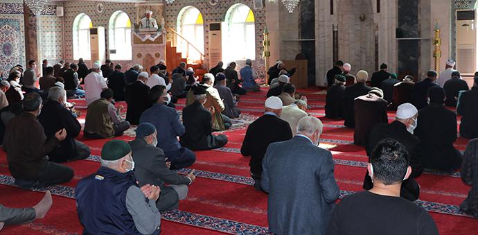 Camiler Ve Din Görevlileri Haftası Etkinliği Düzenlendi