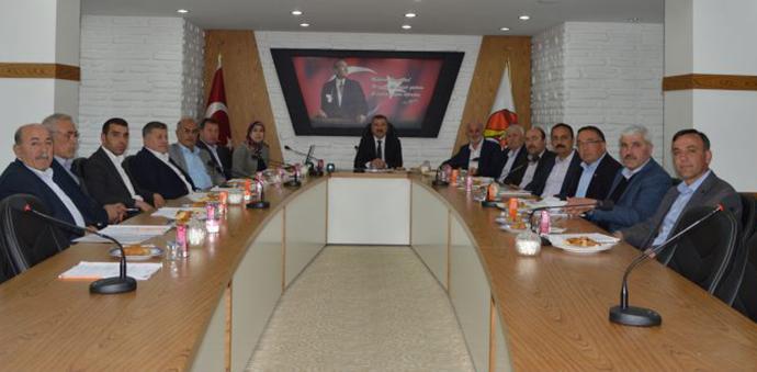 CHP Meclis Üyeleri Esnafa Yardım için Önerge Verdi