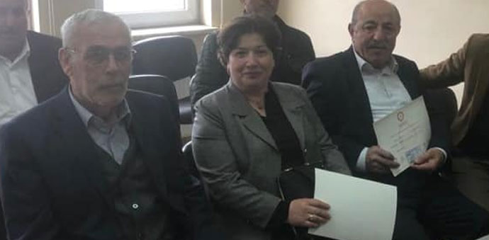 CHP Meclis Üyeleri Havza Belediyesine Önerge Verdi