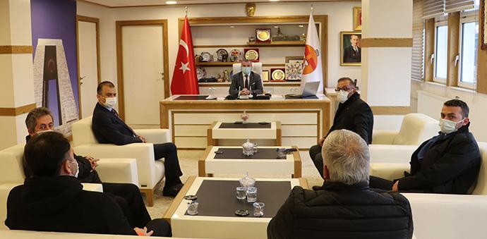 CHP Samsun İl Başkanı Türkel'den Havza Ziyareti