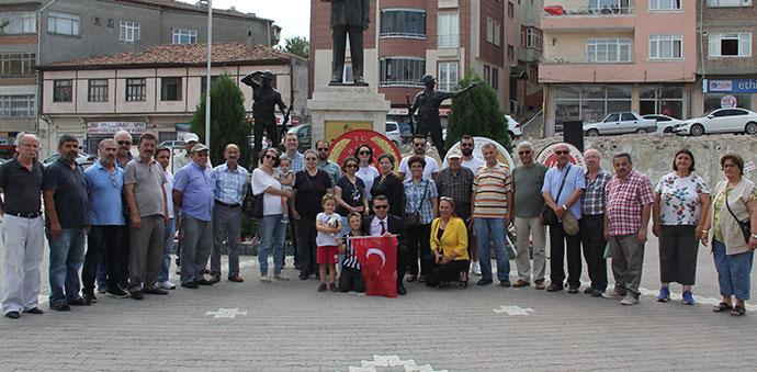 CHP Ve ADD'den 30 Ağustos Zafer Bayramı Kutlaması