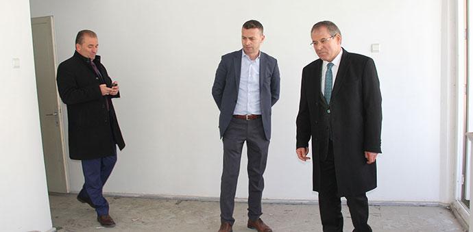CHP Yeni Hizmet Binasına Taşınacak