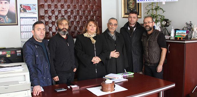 CHP'den Pastalı 10 Ocak Kutlaması