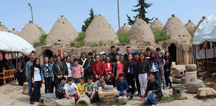 Çiftlikli Öğrenciler Türkiye'yi Geziyor