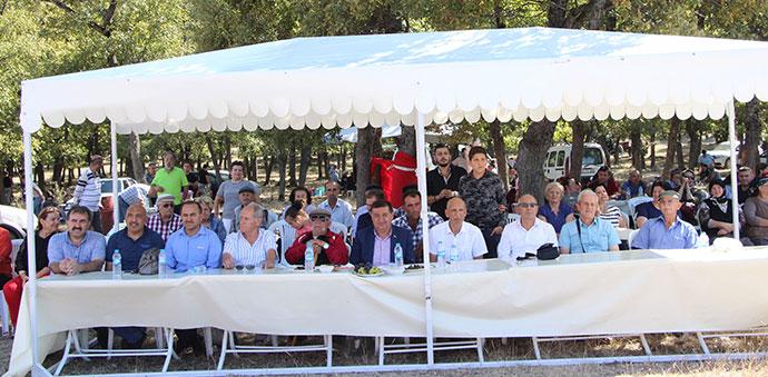 Çiğdemtepe Festivalinin 6.'sı Düzenledi