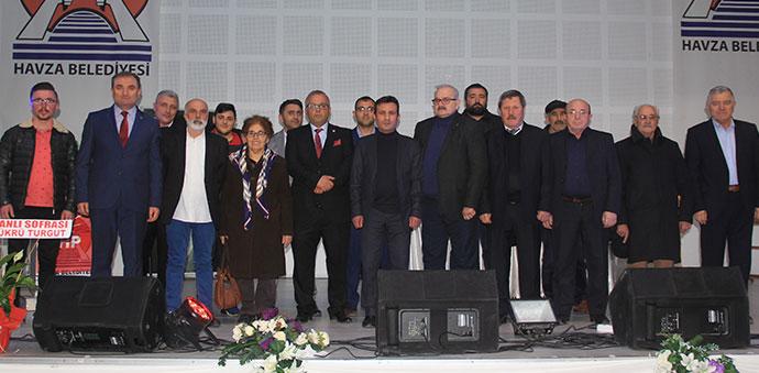 Cumhuriyet Halk Partisi Havza İlçe Başkanı Halil Alkan oldu