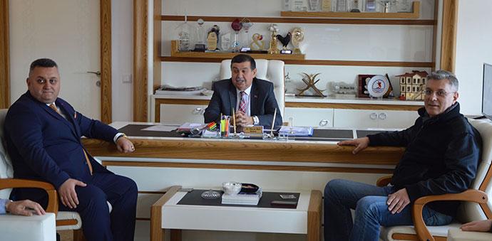 DP Havza Belediye Başkan Adayı Turgay Saat