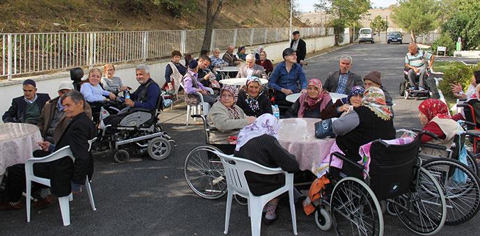 Dünya Yaşlılar Günü Kutlandı
