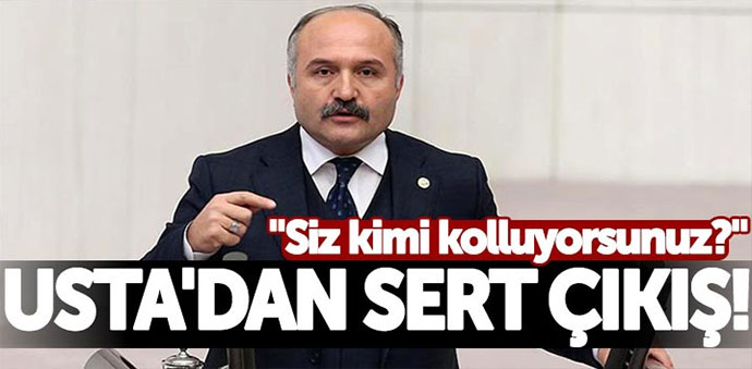 Erhan Usta, Siz Kimi Kolluyorsunuz