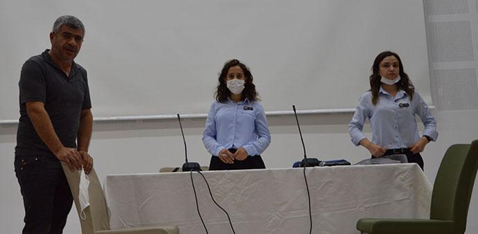 Erkan Acar, Havza'dan OSB'ye ilk işçi servisi kalktığında kurban keseceğim