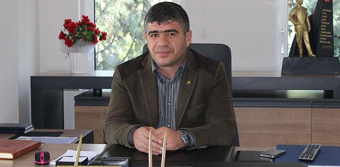 Erkan Acar, OSB Tren Yolu 2018 Bütçesine Alındı