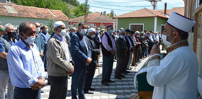 Eski Başkan Murat İkiz'in Kayınvalidesi Vefat Etti