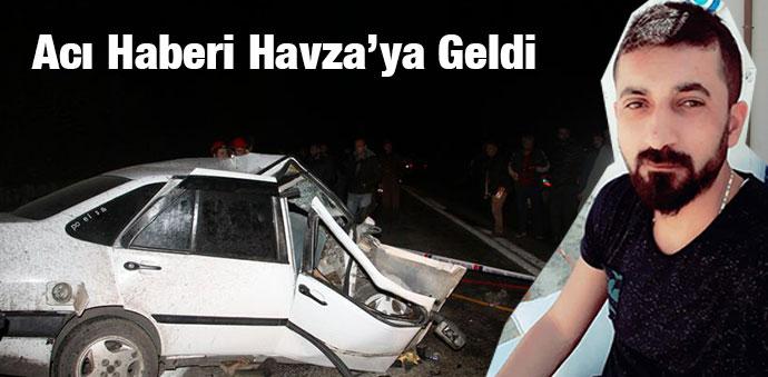 Günün Acı Haberi, Tırla Otomobil Çarpıştı 2 Ölü 2 Yaralı