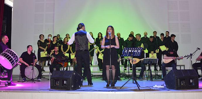 Halk Korosundan Türk Halk Müziği Konseri