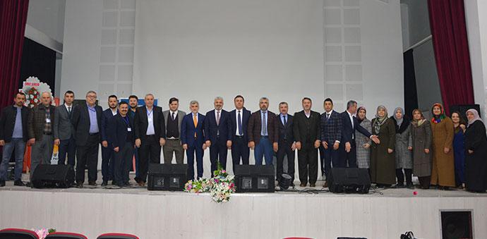 Havza Ak Parti İlçe Başkanı Kadir Kayan Güven Tazeledi