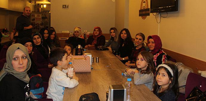Havza Ana Okulu Çay Günü Düzenledi