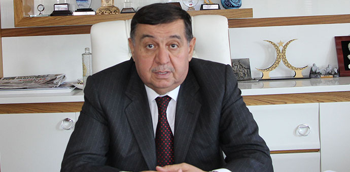 Havza Belediye Başkanı Murat İkiz;