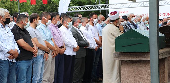 Havza Belediye Meclis Üyesi Gümüştekin'in Babası Vefat Etti