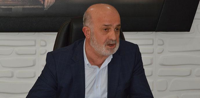 Havza Belediye Meclisinden Barış Pınar Harekatına Destek