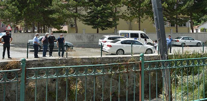 Havza Belediyesi ve SASKİ işbirliği ile Hacı Osman Deresi Temizleniyor