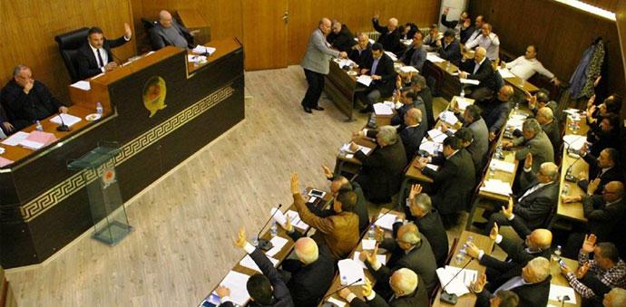 Havza Belediyesinin Bütçesi Onaylandı