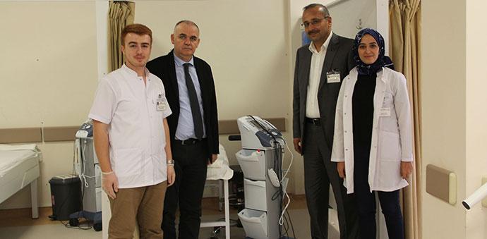 Havza Devlet Hastanesine Yeni Hizmetler Eklendi