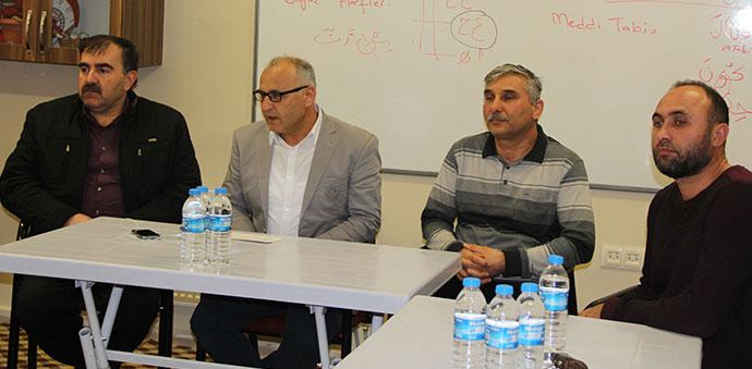 Havza Eğitim-Bir-Sen Toplantıda Sorunları Dile Getirdi