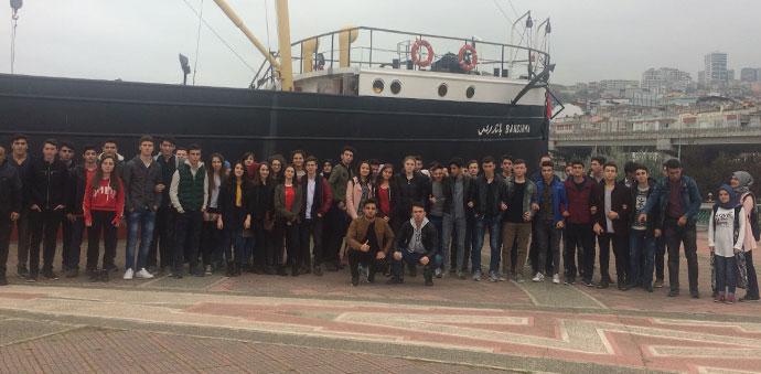 HAVZA FEN LİSESİ SAMSUN'DA