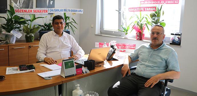 Havza İş Bankası Şube Müdürlüğüne Muharrem Ünlübahçeci Atandı