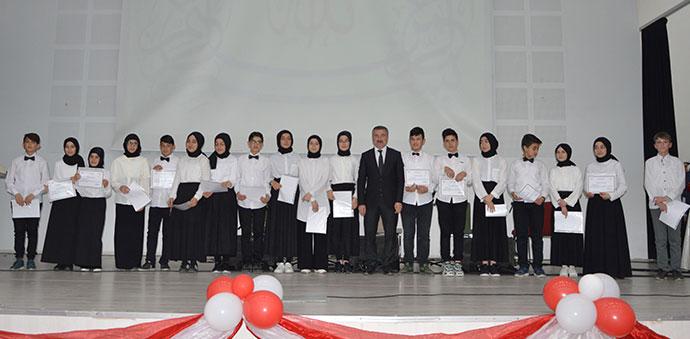 Havza Milli Eğitim Müdürlüğü Ramazan Etkinliği