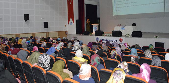 Havza Müftülüğünden 8 Mart Dünya Kadınlar Günü Konferansı